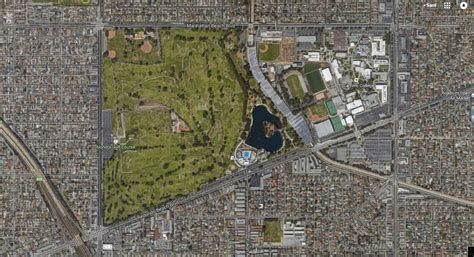 el camino college alondra park an island of greenery comes to life south