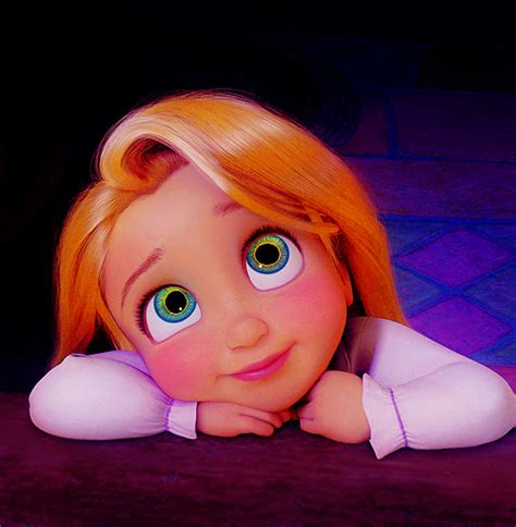 film kartun rapunzel cute baby rapunzel disney baby child edits pinterest