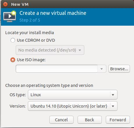 how to install qemu ubuntu install qemu on ubuntu 14 10 and mange qemu with virt