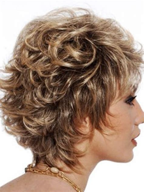 hair styles for the over 50s heavily layered into the neck hairstyles for heavy women over 50 short hairstyles for