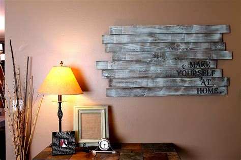 art wall ideas creative ideas for your own reclaimed wood wall art