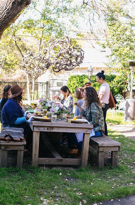 Neighbors Table s table in honor of design bloglovin