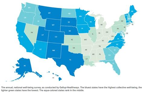 happiest states in the us pictorial essay 31 maps that explain the usa the