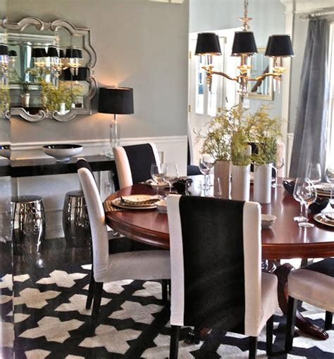 Shore Dining Room by South Shore Decorating Portfolio