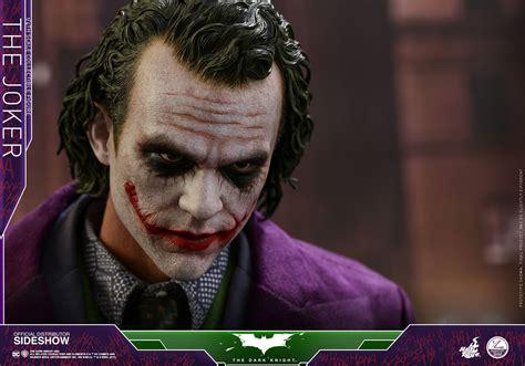 Toys 14 Joker The Ht Qs010 Batman dc comics the joker 1 4 scale figure heath ledger toys quarter scale