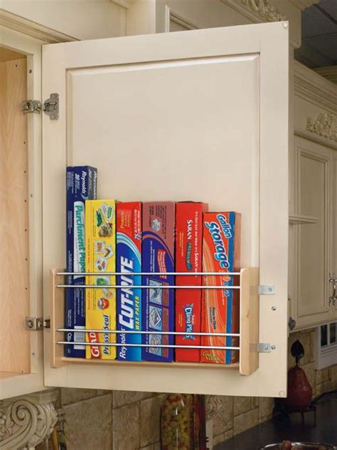 Foil Wrapped Cabinet Doors 25 Best Ideas About Cabinet Door Storage On Pinterest Kitchen Organization Tips Small