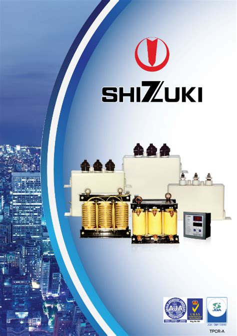 shizuki electric thailand co ltd mfair2017
