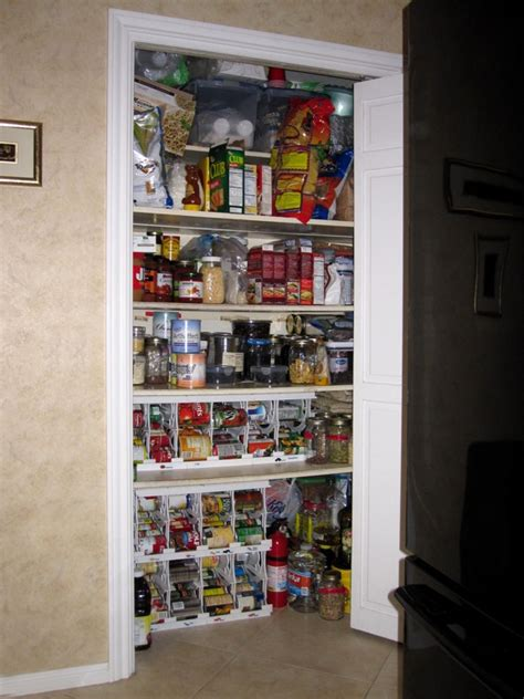shelf reliance what does your pantry look like