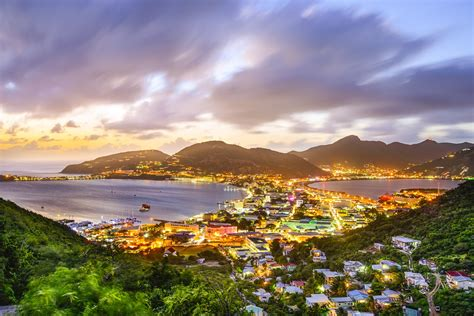 philipsburg st maarten philipsburg sint maarten dutch antilles cityscape at the