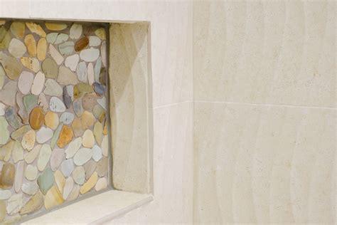 wavy bathroom tile quot new wave quot porcelain tile tile los angeles by bauformat