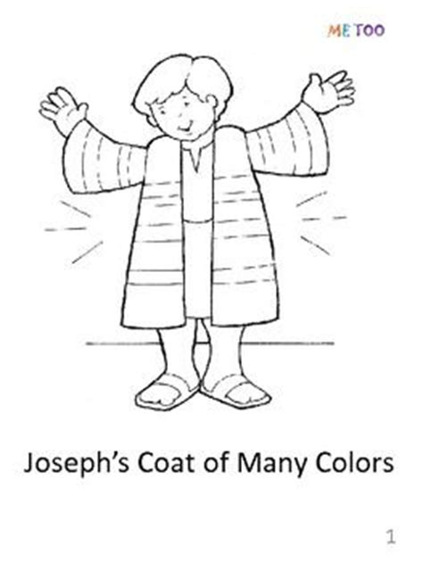 printable coloring pages joseph coat joseph s coat coloring page genesis joseph