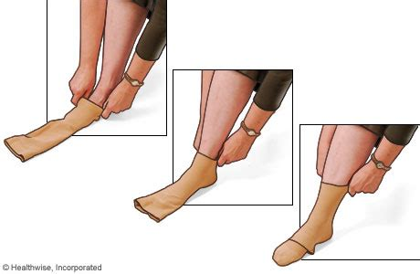 what to put in stockings how to put on compression stockings