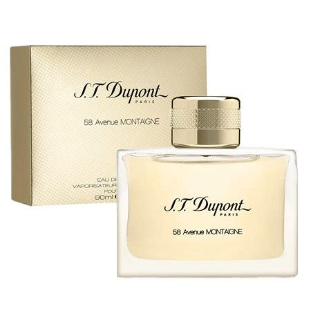 S T Dupont 58 Avenue Montaigne For Edt 100ml 58 avenue montaigne perfume for by s t dupont perfumemaster org