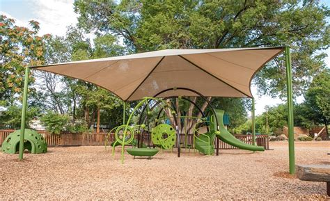 Landscape Structures Contact Cooltoppers 174 Pyramid 30 X30 Roof Covers