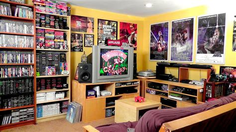 living room games 4 steps to a video gamer s dream room dudeliving
