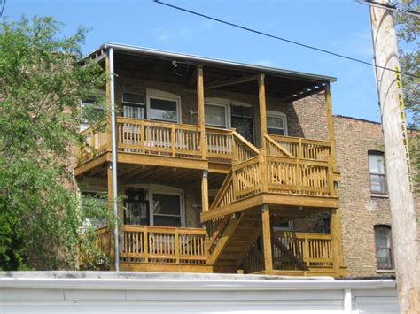 Porch Repair Chicago chicago porch construction porch builder and repair specialist