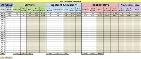 utilization report template monthly care coordination and utilization report webinar