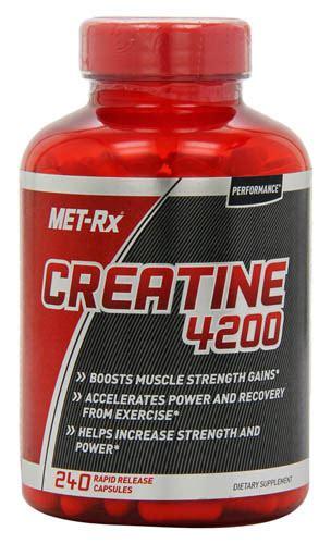 creatine 4200 review met rx creatine 4200 rapid release capsule review