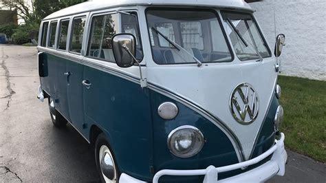 1966 volkswagen microbus 1966 volkswagen deluxe microbus w149 indy 2017