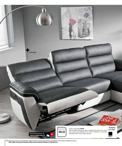 catalogo sofas conforama decorablog revista de decoraci 243 n