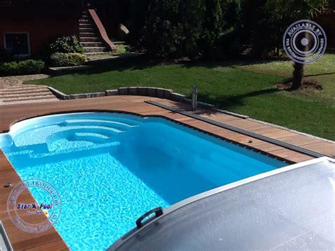 Outdoor Whirlpool Laufende Kosten 3236 by Gfk Schwimmbecken Della7 5 Gt Herbst Angebot
