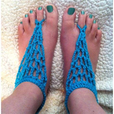knitted barefoot sandals pattern sandals knitted barefoot sandals
