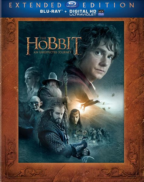 film bluray the hobbit an unexpected journey dvd release date march