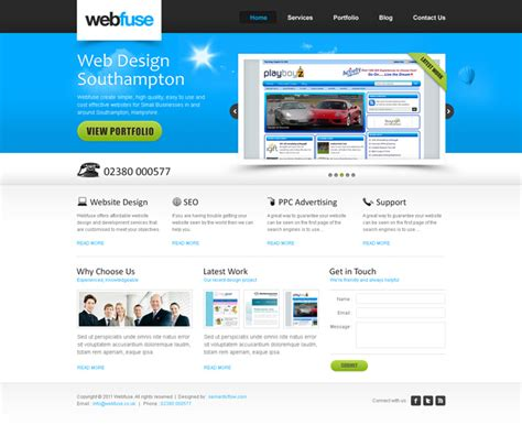 online home design services free web design service website design portfolio exles preview