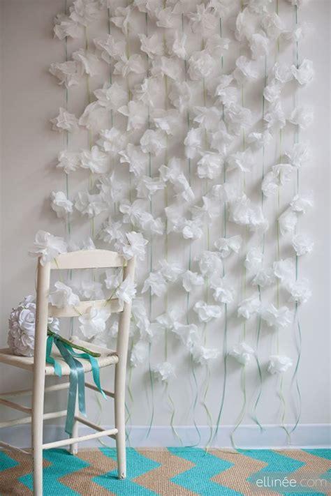 decorar con servilletas decorar con servilletas transformadas en rosas blancas
