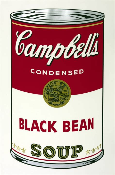andy warhol soup cans soup can andy warhol all about