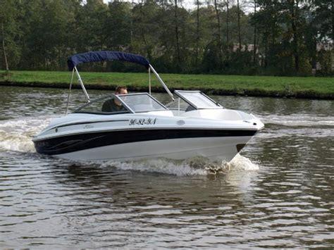 speedboot planeren azure elite 238 azure elite 238 boten nl