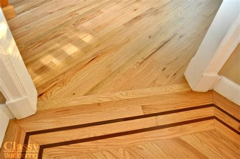 Wood Floor Threshold by Threshold Hardwood Floors Mi Casa