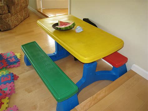 Fisher Price Kids Table Bench Flickr Photo Sharing