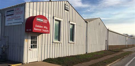 Overhead Door Company St Louis Renner Supply St Louis Door Company Showroom