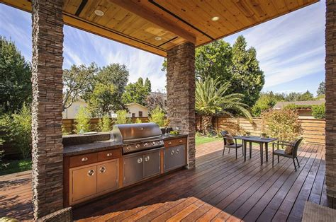 Outdoors Kitchens Designs Top 15 Outdoor Kitchen Designs And Their Costs 24h Site Plans For Building Permits Site Plan