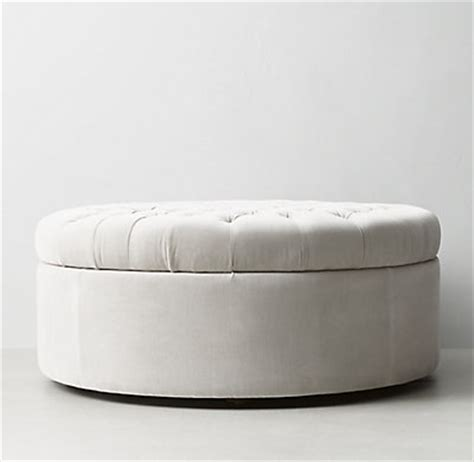 large ottoman with storage tufted large storage ottoman