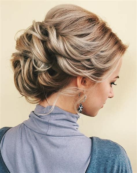 Hairstyles Pinned Up by Updos For Thin Hair For 2017 2019 Haircuts Hairstyles