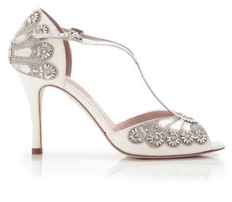 Bridal Shoe Brands by Bridal Wedding Shoes Bridal Accessories Emmy