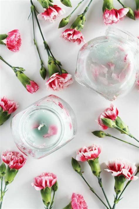 Blumenel Selber Machen by 1001 Ideen Zum Thema Kerzen Selber Machen