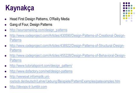 visitor pattern sourcemaking design patterns tasarım kalıpları