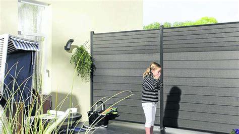 abtrennung terrasse abgrenzung anderen grundst 252 cken mit individueller