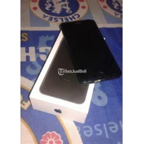 Handphone Iphone Seken handphone apple murah iphone 7 black matte 128gb seken