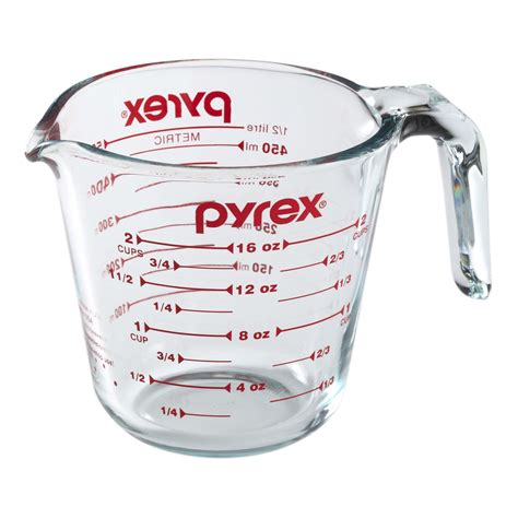 Murah Meriah Gat 1 Cup Yellow pyrex 174 2 cup measuring cup pyrex