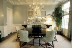 big round dining room table for large dining rooms