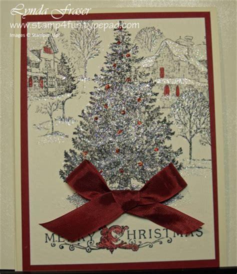 st4fun hamilton regional vintage christmas card swap