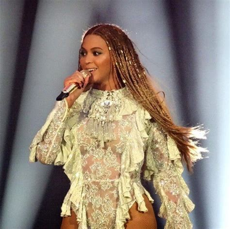 beyonce formation world  wembley stadium london  july  hair   beyonce
