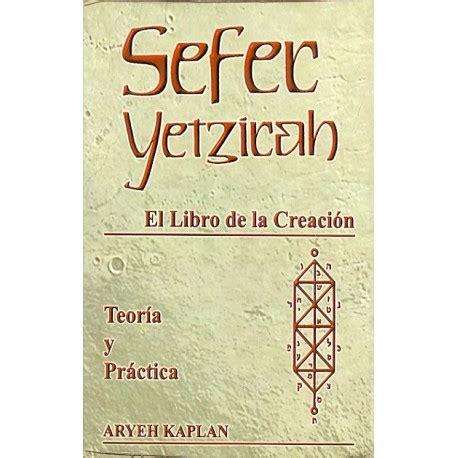 libro el malestar en la sefer yetzirah el libro de la creacion