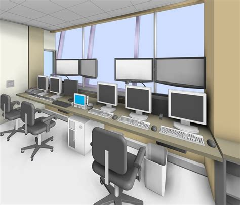 mri room an mri room 3d revit equipment families created and placed by korbel associates
