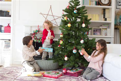 manualidades de navidad con ni 241 os la puerta peque 241 a
