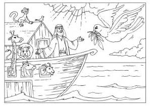 noah s ark coloring page free noah s ark coloring pages printable image